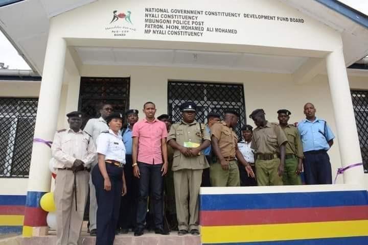 Mbungoni Police Post